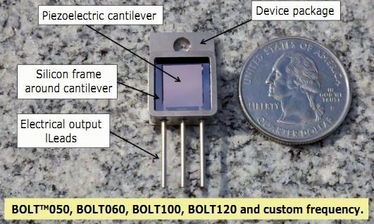 MEMS能量收集器