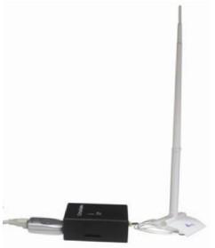 网关安装采用室外延长天线