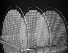 表面微结构加工玻璃与熔融石英玻璃晶圓