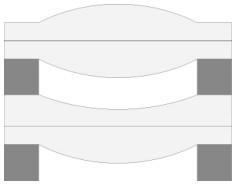 微型聚光透镜系统