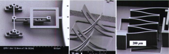 mems加工工艺在机械手表制造中的应用