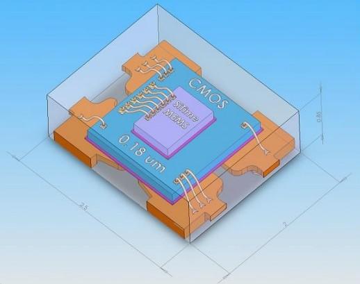 SiTime MEMS振荡器