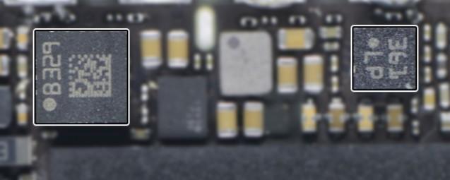 苹果iphone 5s智能手机中的mems传感器
