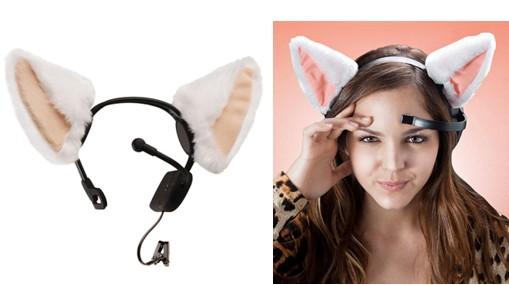 秘密意念猫耳朵——读懂女孩的心思