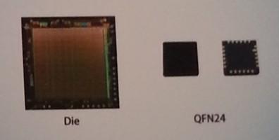 LAPIS红外线图像传感器ML8540 / ML8540WD