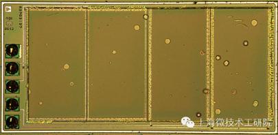 三星智能手机galaxy s5中采用的心率传感器芯片maxim max86900,该