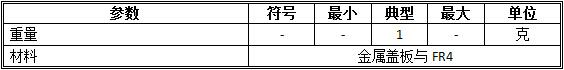 MSP-AC2系列压力传感器机械参数