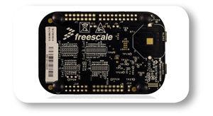 飞思卡尔传感器融合套件中的开发板