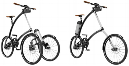 Urban M 可折叠(配置传感器)的电动自行车