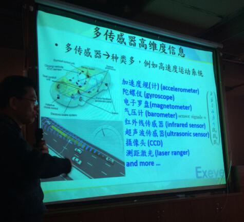 机电系统中的多传感器高维度信息