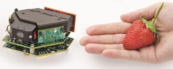 业界首款完全可编程微机电系统(MEMS)芯片组发布