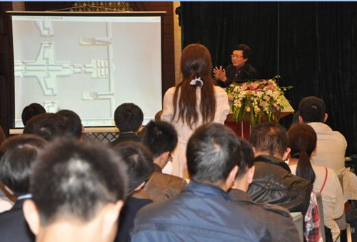 Innovative Micro Technology 中国区总经理Joseph Luo现场解答听众提问