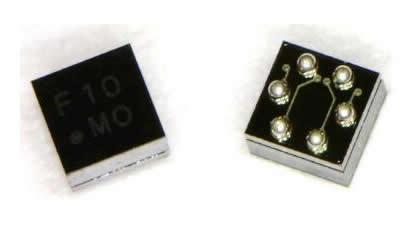 mCube推出業界最小封裝加速度傳感器MC3571