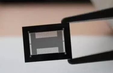 mems芯片结构示意图
