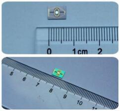 创微公司的MEMS微镜系列