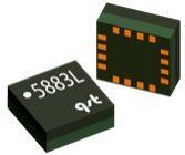 矽睿科技推出高精度磁传感器QMC5883L