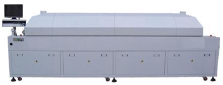 JRH-6600全热风氮气回流焊炉
