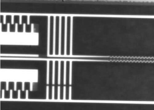 MEMS可在不同温度范围内控制纳米光束之间的距离,实现更强的热传递