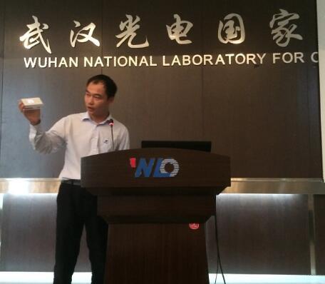 汉威集团研究院副院长 威果智能科技总经理 金鑫