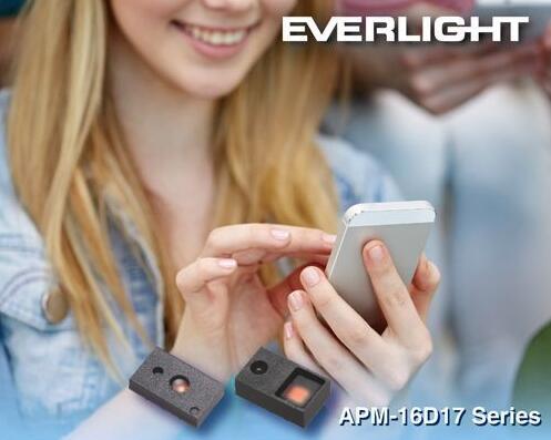 亿光推出新款环境光传感器,用于环境亮度检测与智能开关