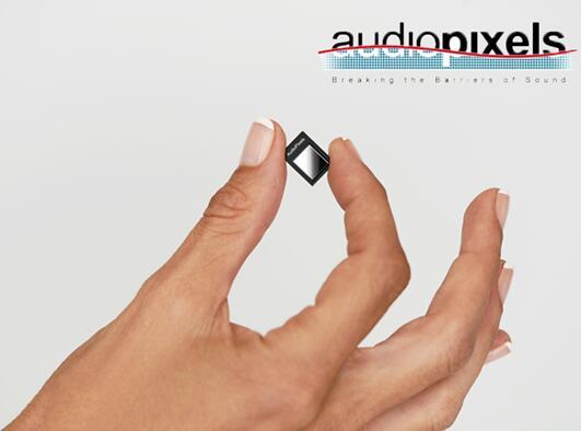 Audio Pixels宣布與TowerJazz合作量產高性能MEMS揚聲器芯片