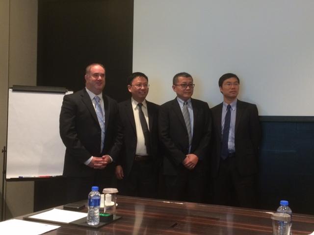 KLA-Tencor 的光罩产品事业部 (RAPID) 副总裁兼总经理熊亚霖博士