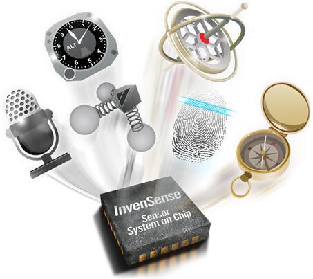 InvenSense的MEMS器件