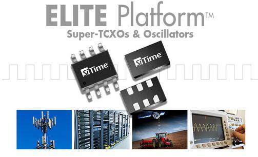 SiTime推出高精度MEMS振盪器Elite Platform