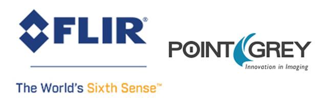 FLIR以2.53億美元收購機器視覺相機公司:Point Grey Research