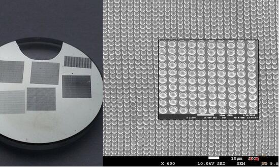 激光技術製造出快速辨別流行病毒的光學生物傳感器