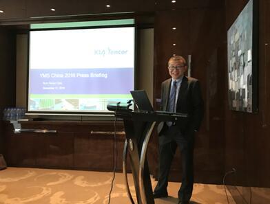 KLA-Tencor公司中国区总裁张智安先生