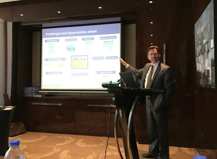 KLA-Tencor公司企业策略、营销暨并购资深副总裁David Fisher