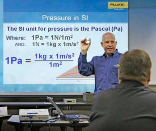 福禄克助力解决压力传感器校准过程中遇到的障碍