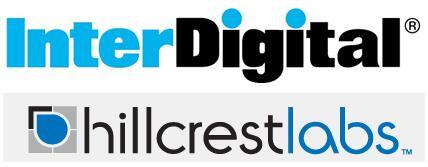 InterDigital宣布收購傳感器處理技術先鋒企業Hillcrest Labs