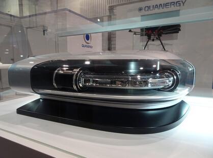 Koito和Quanergy合作設計搭載嵌入式LiDAR傳感器的汽車前照燈概念