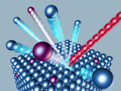 聚焦离子束加工中的主要缺陷