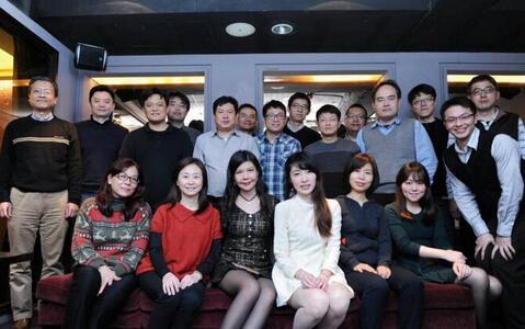 Opus团队一眼望去全是技术宅,左二洪昌黎