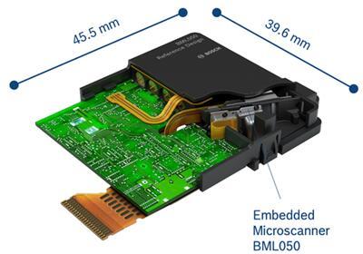 博世BML050參考設計具有任何應用所需要的所有功能,不過相應地,其尺寸比典型OEM廠商的電路板要大很多