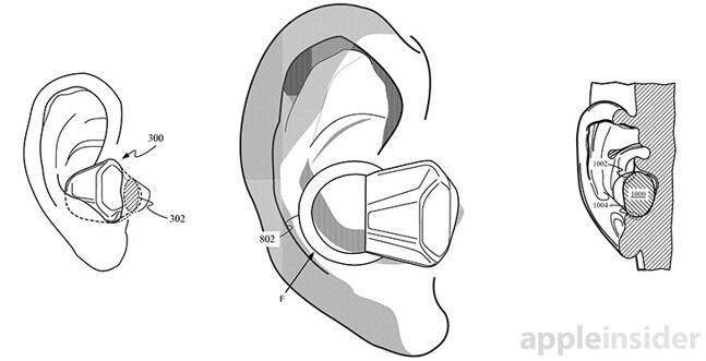 专利申请材料泄密:苹果或开发健康追踪AirPods耳机