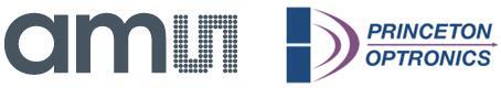 ams收购垂直腔面发射激光器(VCSEL)技术公司Princeton Optronics