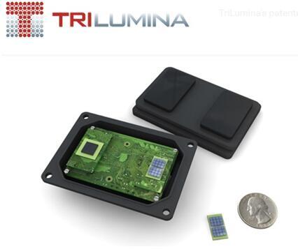 TriLumina低成本LiDAR传感器系统