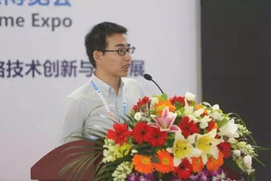 王懿表达对中国智能传感器的发展观点