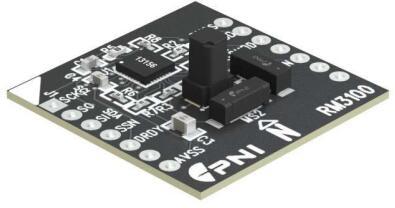 PNI Sensor推出全新3轴磁力计分线板