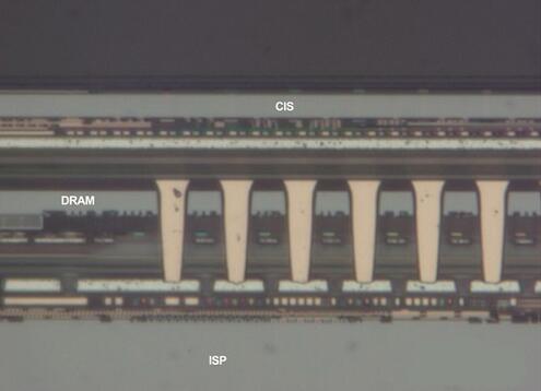 CIS与ISP之间能以DRAM接合点进行连接?