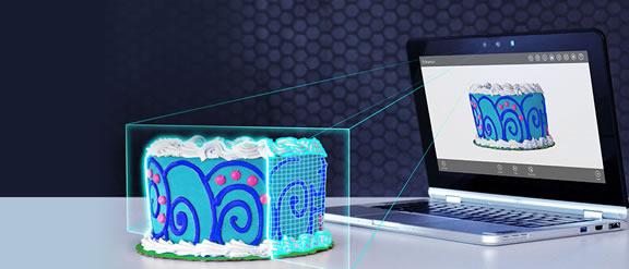 3D扫描和成像技术