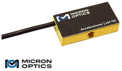 基于光纤光栅技术的光学加速度传感器os7100