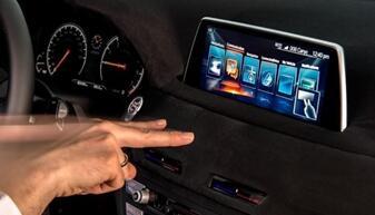 SoftKinetic深度感知手势控制解决方案将在法兰克福车展展示