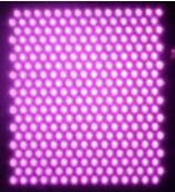 纵慧光电生产的规则VCSEL阵列