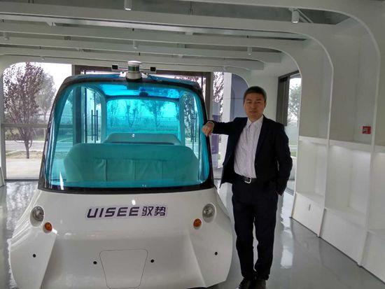吴甘沙,驭势科技联合创始人