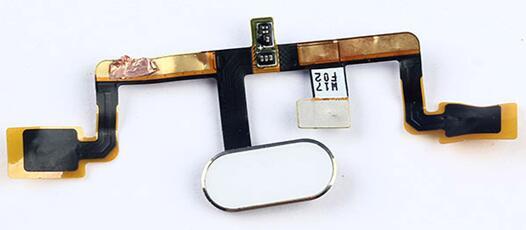 金立S10正面触摸式指纹识别器集成返回主页功能,模组由Crucial Tec生产